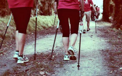 Jak na severskou chůzi: 6 zásad, které vám pomohou